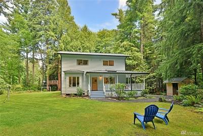 Bainbridge Island Single Family Home For Sale: 7010 NE Dolphin Dr