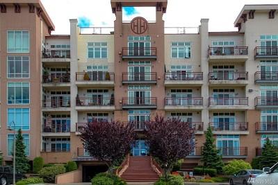 Tacoma Condo/Townhouse For Sale: 320 E 32nd St #503