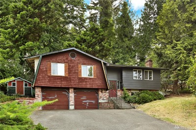 Whatcom County Single Family Home For Sale: 1326 Birch St