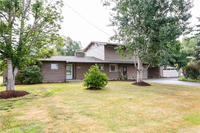 Bellingham Single Family Home For Sale: 3888 Bancroft Rd