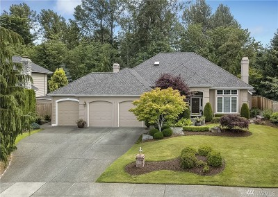 Sammamish Single Family Home For Sale: 26990 SE 22nd Wy