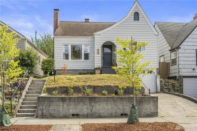 Tacoma Single Family Home For Sale: 3826 S 8th St