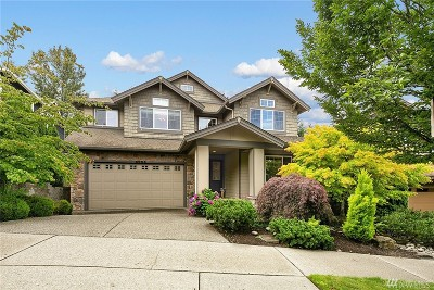 Snoqualmie Single Family Home For Sale: 6923 Oakmont Ave SE