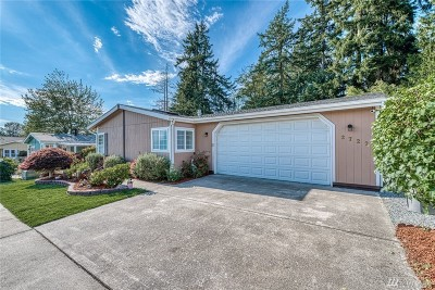 Federal Way Single Family Home For Sale: 2722 S 371st St