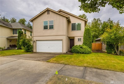 Marysville Single Family Home For Sale: 7808 85th Ave NE