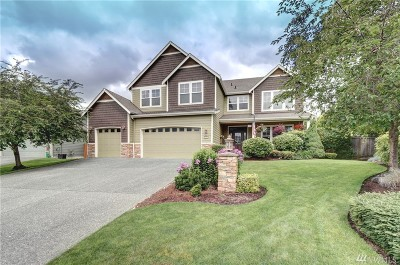 Lake Tapps WA Single Family Home For Sale: $759,000