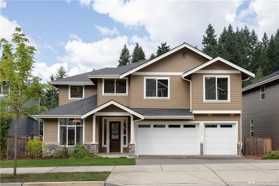 Woodinville Single Family Home For Sale: 15222 NE Woodland Place