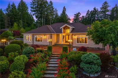 Pierce County Single Family Home For Sale: 2105 50th St NW