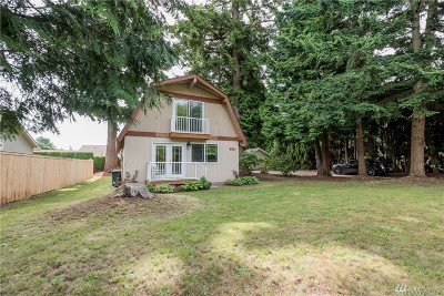 Blaine Single Family Home For Sale: 8102 Quinault Rd
