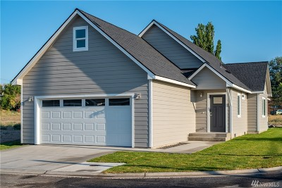 Moses Lake Single Family Home For Sale: 123 E 9th Ave #13