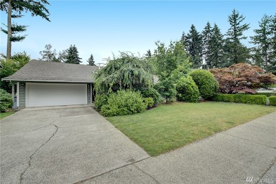 Kirkland Single Family Home For Sale: 12229 NE 142nd Place