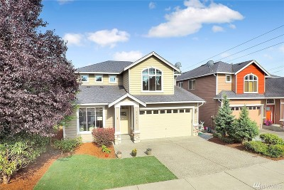 Bothell Single Family Home For Sale: 21127 1st Ave W