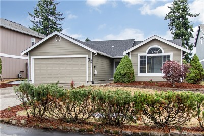 Spanaway Single Family Home For Sale: 3811 230th St E