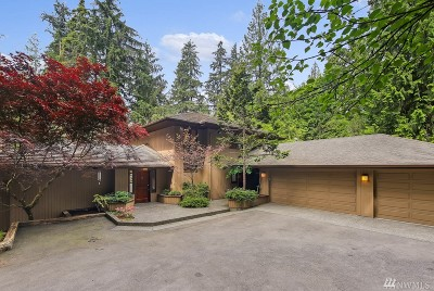 Woodinville Single Family Home For Sale: 18115 214th Ave NE