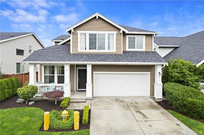 Everett Condo/Townhouse For Sale: 413 125th Pl SE