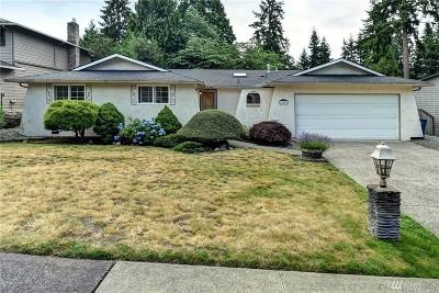 Kirkland Single Family Home For Sale: 12901 NE 139th St