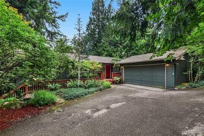 Issaquah Single Family Home For Sale: 925 Highwood Dr SW