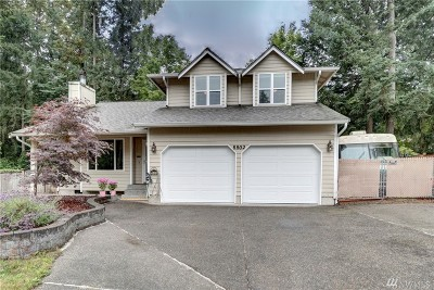 Lakewood Single Family Home For Sale: 8802 109th St Ct SW