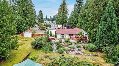 Pierce County Single Family Home For Sale: 7025 Vandermark Rd E