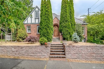 Snohomish Condo/Townhouse For Sale: 606 First St