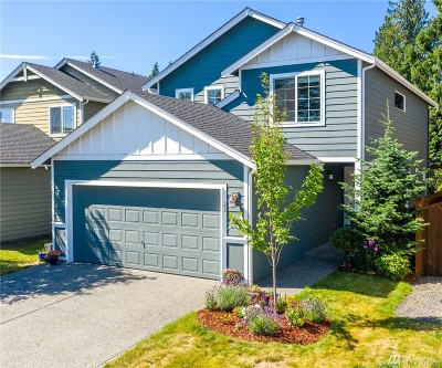 Bothell Single Family Home For Sale: 23 194th St SW