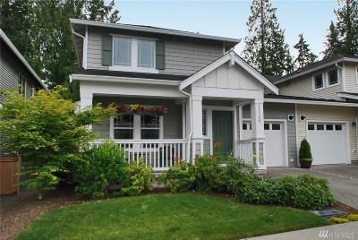 Redmond Condo/Townhouse For Sale: 11340 241st Lane NE #65