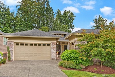 Redmond Single Family Home For Sale: 13874 Morgan Dr NE