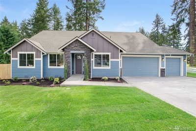 Spanaway Single Family Home For Sale: 14411 18th Av Ct S