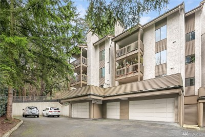 Bellevue Condo/Townhouse For Sale: 10513 NE 32nd Place #H105