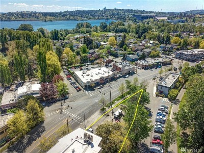 Seattle Residential Lots & Land For Sale: 4529 Sand Point Wy N