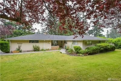 Oak Harbor Single Family Home Pending Inspection: 1242 Highland Dr