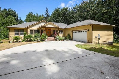 Port Orchard Single Family Home For Sale: 4460 Eastway Dr SE