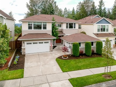 Auburn Single Family Home For Sale: 6727 Montevista Dr SE