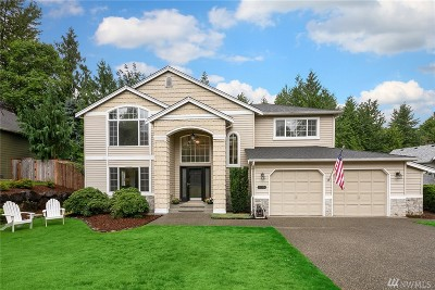 North Bend WA Single Family Home Contingent: $729,950