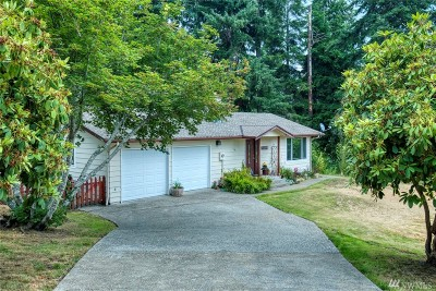 Port Ludlow Single Family Home For Sale: 154 Gamble Lane