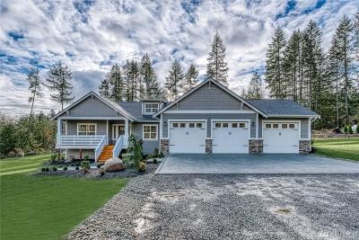 Port Orchard Single Family Home Contingent: 5299 Hoskin Hill Lane SE