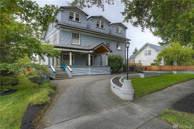 Tacoma Single Family Home For Sale: 3117 N 29th St