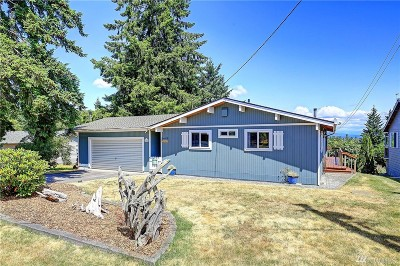 Camano Island Single Family Home For Sale: 1255 Terrace Place