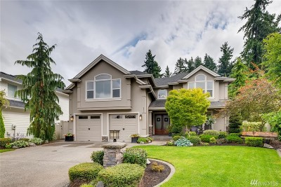 Milton Single Family Home For Sale: 2211 Nevada Ct