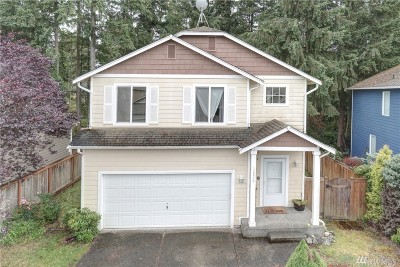 Puyallup Single Family Home For Sale: 12920 159th St E