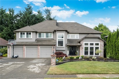 Olympia Single Family Home For Sale: 3012 56th Ct SE