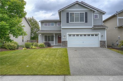 Puyallup Single Family Home For Sale: 15308 87th Ave E