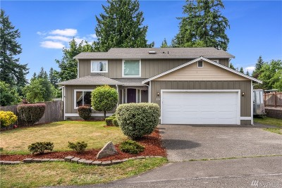 Bothell Single Family Home For Sale: 10 224th St SE