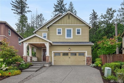 Issaquah Single Family Home For Sale: 1703 NE Falls Dr