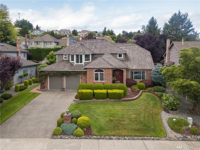 Federal Way Single Family Home For Sale: 32909 47th Ave SW