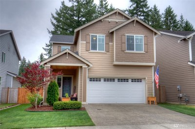 Olympia Single Family Home For Sale: 4725 Greenwood Dr SW