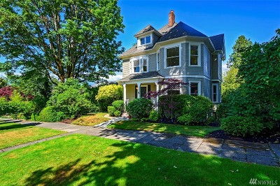 Seattle Single Family Home For Sale: 1120 38th Ave E