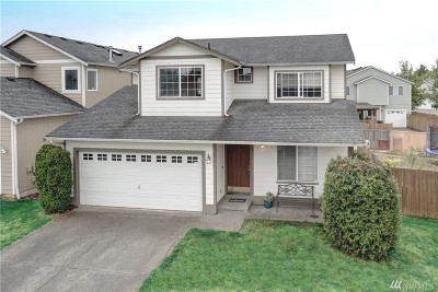 Puyallup Single Family Home For Sale: 6706 135th St E