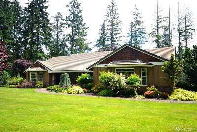 Poulsbo Single Family Home For Sale: 20460 Noll Rd NE