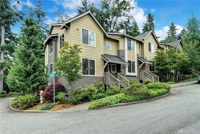 Issaquah Single Family Home For Sale: 2009 NW Boulder Way Dr